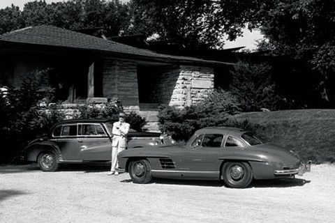 Was Frank Lloyd Wright The Architect For The Automotive Golden Age?