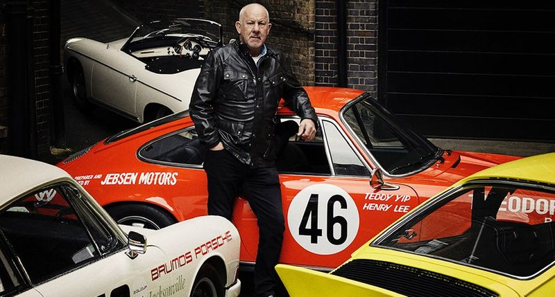 Watch our chat with David Clark tonight on Classic Driver Live