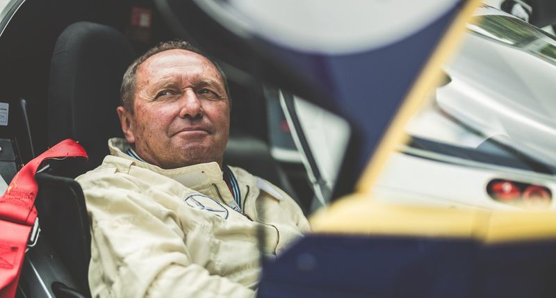 Watch our chat with Jochen Mass tonight on Classic Driver Live