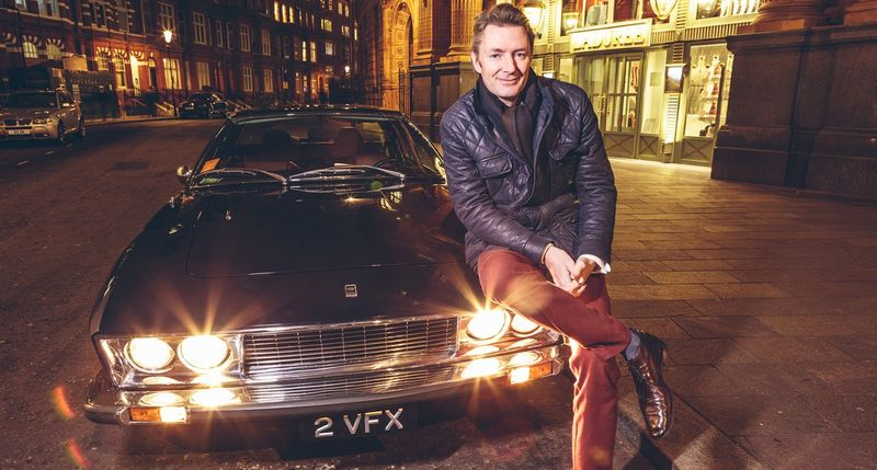 Watch our chat with Simon Kidston tonight on Classic Driver Live