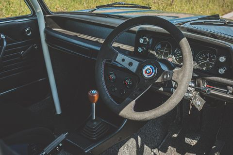 We'd bend over backwards to own this boisterous BMW 2002