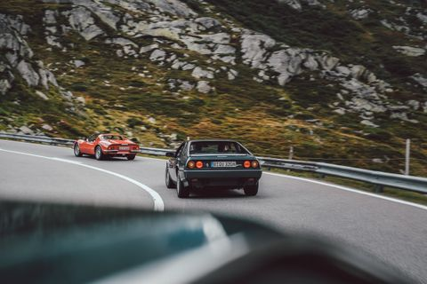 We joined the fabulousFlitzerclub on its grand tour of Switzerland