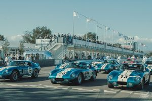 We'll never forget these 5 magical Goodwood Revival moments