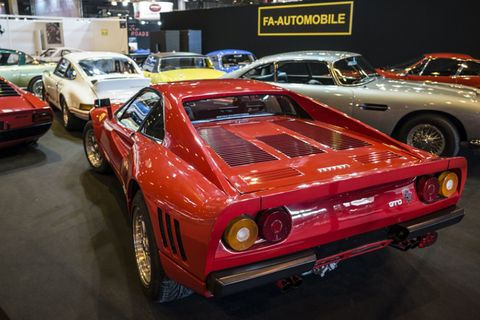 What not to miss at Rétromobile 2016 in Paris