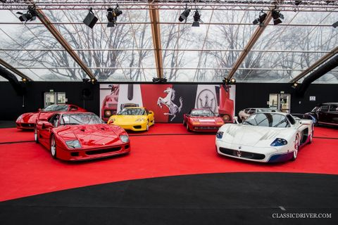 What will you end up driving away from Rétromobile 2019?