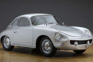 When Michelotti redesigned the Porsche 356