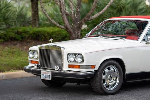 When one Rolls-Royce Camargue Drophead Conversion just isn't enough