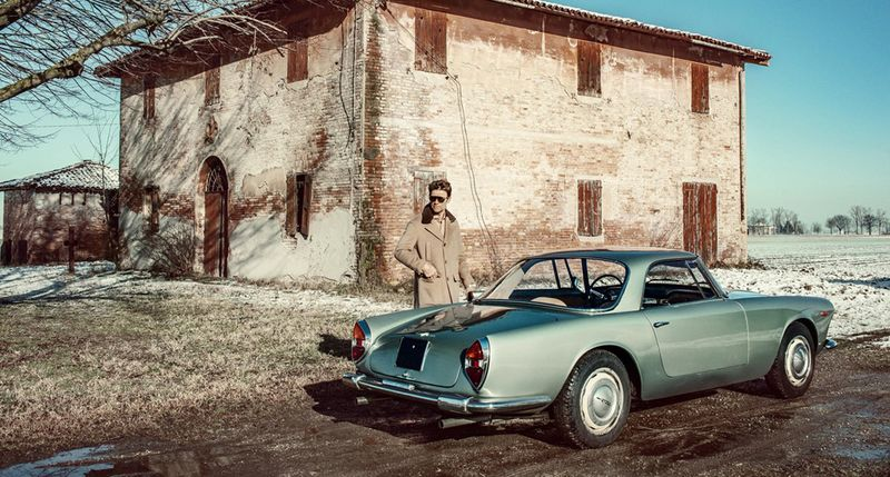 Which classic car would you drive away from this Italian auction?