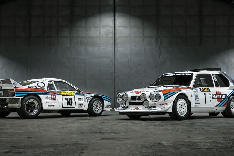 Which Group B Lancia would drift into your dream garage?