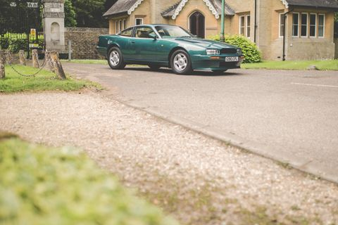 Why the undervalued Aston Martin Virage is due a renaissance