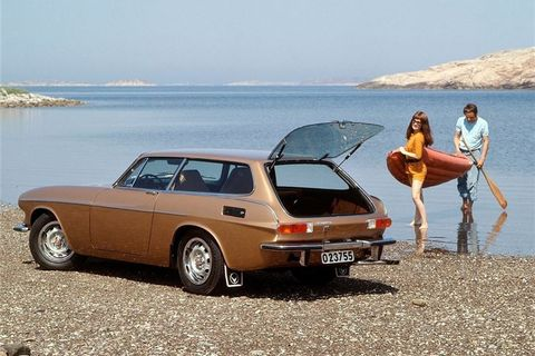 Why The Volvo 1800ES Might Be The Perfect Classic For A Weekend Away