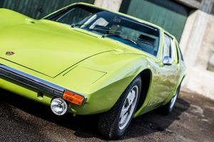 Why was this 914 Goertz prototype shelved?