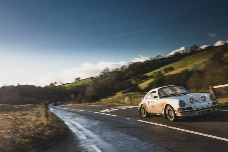 You Don't Need To Be A Professional To Race An Air-Cooled Porsche 911 Around Europe
