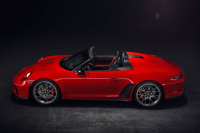 You need to be quick if you want to own the new Porsche 911 Speedster