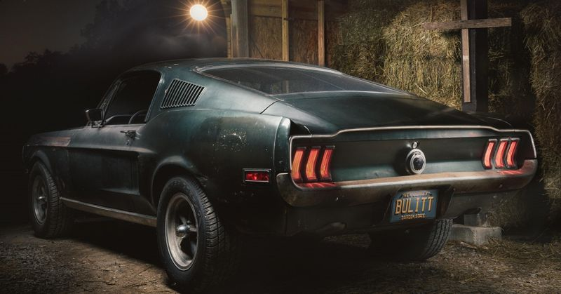 You've Got Until April To See The Bullitt Mustang At America's Car Museum