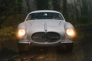 Zagato-bodied Maserati A6G joins the RM Sotheby's Monterey line-up